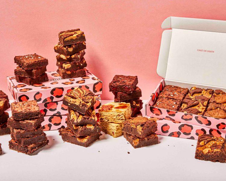 Cake or death brownies