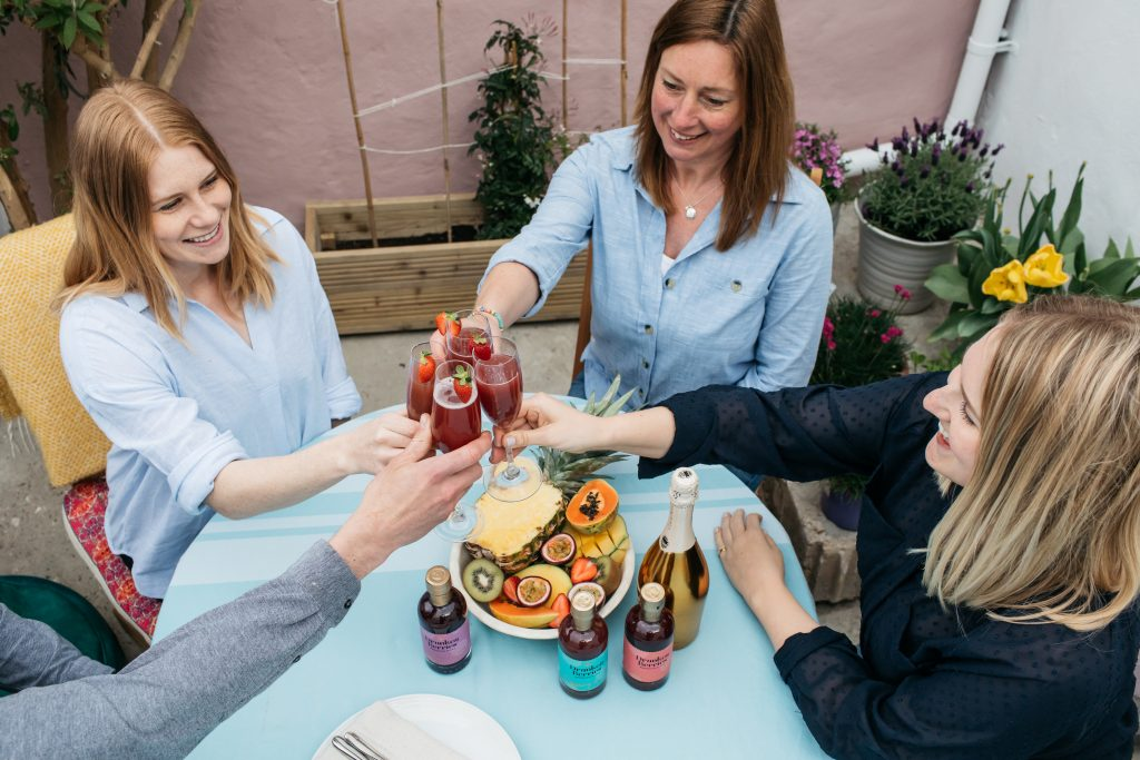 Socialising in the garden - Cocktail trends of 2021